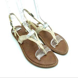Sam Edelman Thong Sandals Size 8
